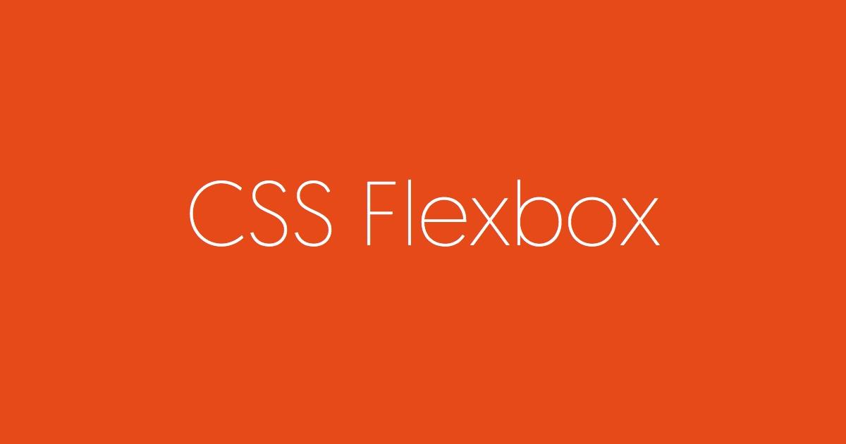 css3-flexbox
